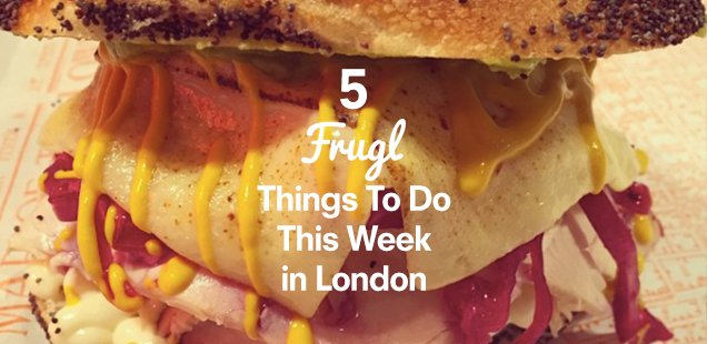 5 frugl things to do this week