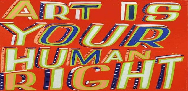 Art is Your Human Right