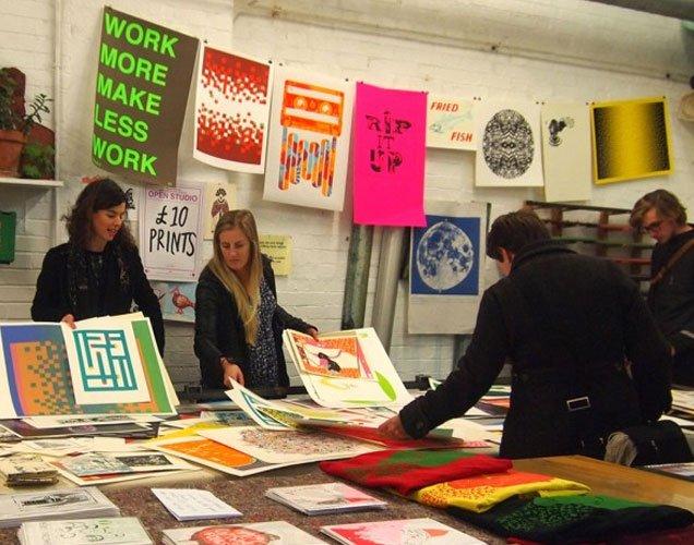 East London Printmakers