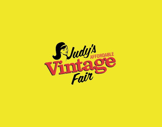 Judy's Affordable Vintage Fair