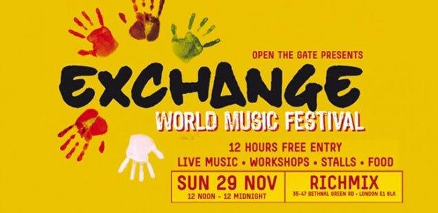 exchange world music festival