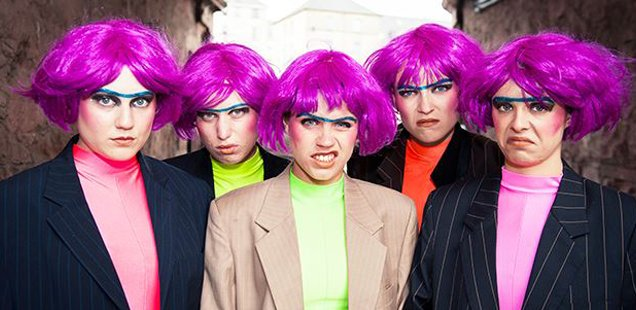Interview: Figs in Wigs on Croydon
