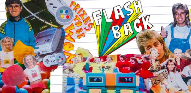 flashback present fun house