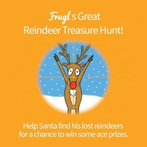 frugl treasure hunt