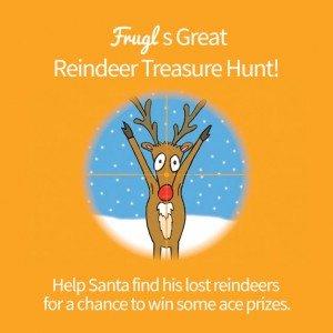 frugl treasure hunt