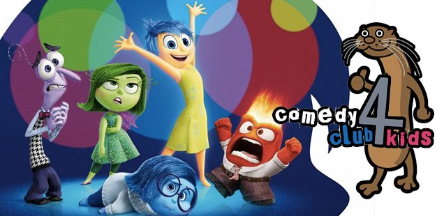 inside out comedy club for kids