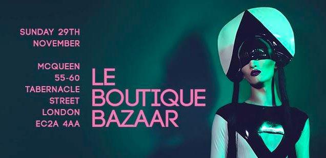 le boutique bazaar