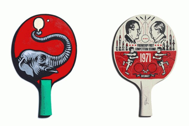 The Art of Ping-Pong - Frugl