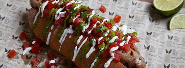 Hungerdog Camden Buy One Get One Free on Frugl