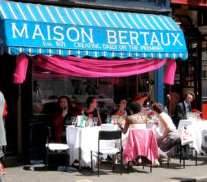 Maison Bertaux - Camille O'Sullivan Interview