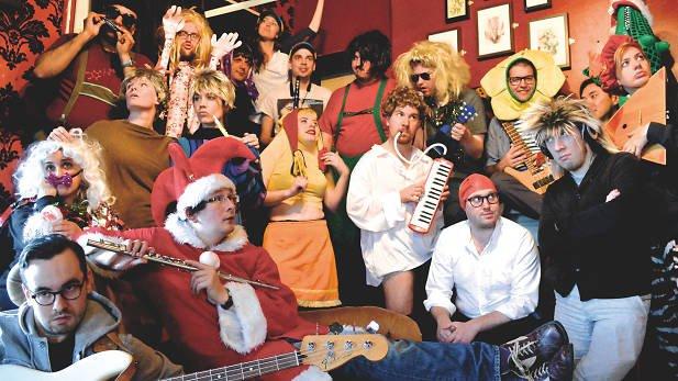 Weirdos for Christmas Number 1: An Alternative Panto