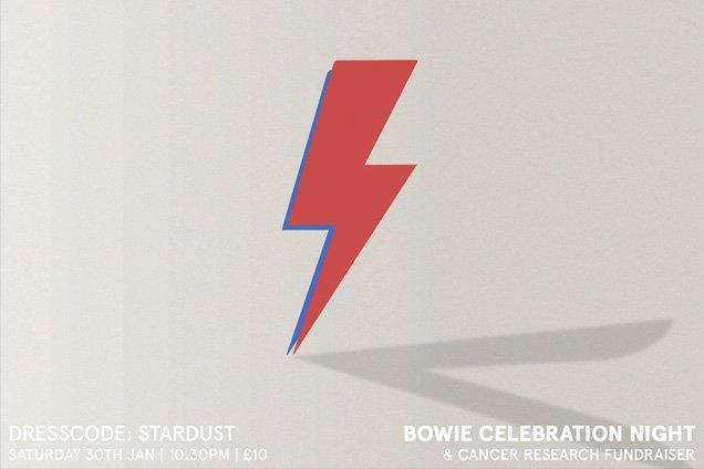 Bowie Celbration Night - Vault Festival