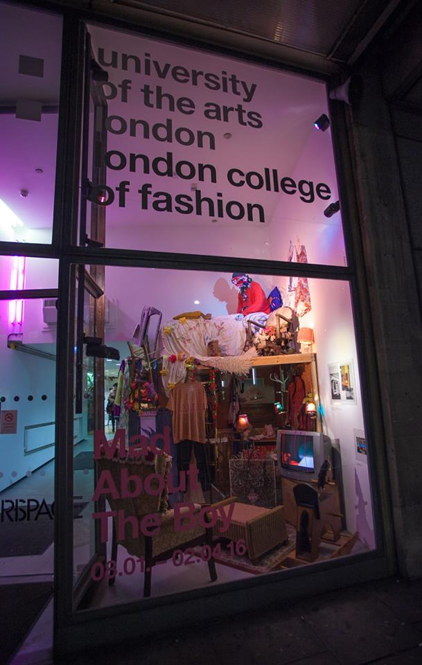 Mad About The Boy - Fashion Space Gallery