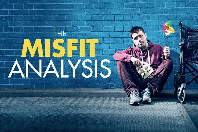 The Misfit Analysis - Vault Festival