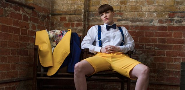 Introducing Genderqueer Fashion Label: Bull & Dagger