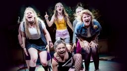 our ladies of perpetual Succour - Brighton Festival