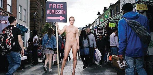 Ursula Martinez: Free Admission