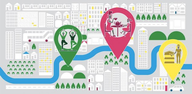 To Do List Daily: Find Your London - Fri 18 March