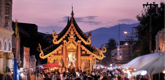Singha Beer Songkran Festival