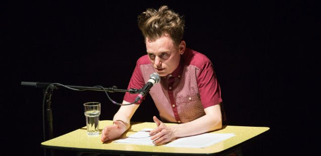 To Do List Daily: Christopher Brett Bailey DOUBLE BILL - Weds 20 April