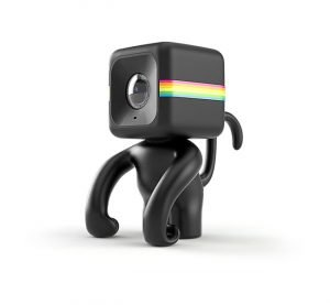 Polaroid Cube with Monkey Stand