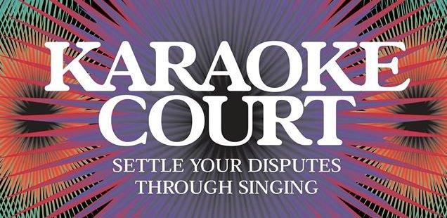 karaoke court