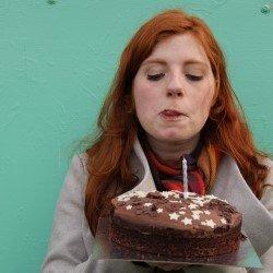 Eleanor Morton: Happy Birthday Katie Lewis!