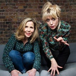 Sally Phillips and Lily Bevan: Talking to Strangers