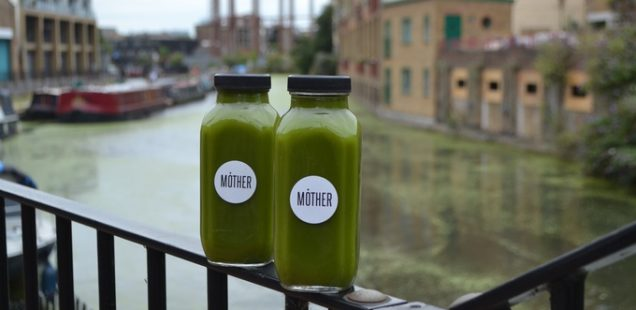 mother juice London Crowdfunding