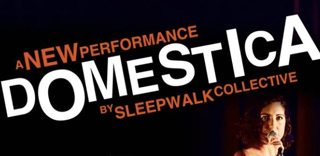 sleepwalk collective - domestica