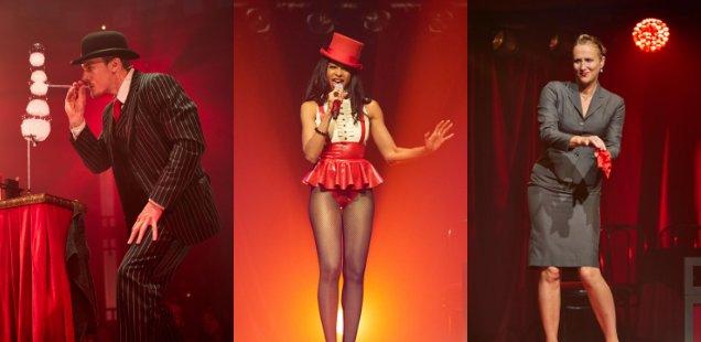 ★★★★★ La Soirée - Still Unmissable, Still The Best Show In Town!
