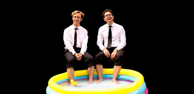 Not the Usual Interview: Jon & Nath - Sketch Comedy Duo