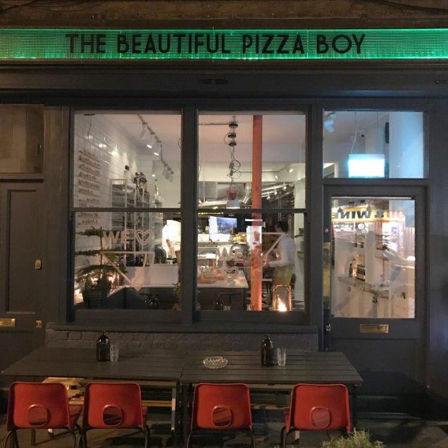 Review: The Beautiful Pizza Boy - Peckham's Got ★★★★★ PIZZA! 1