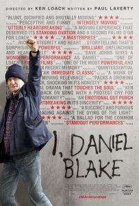 Free Screening of I, Daniel Blake at The Roebuck SE14 1