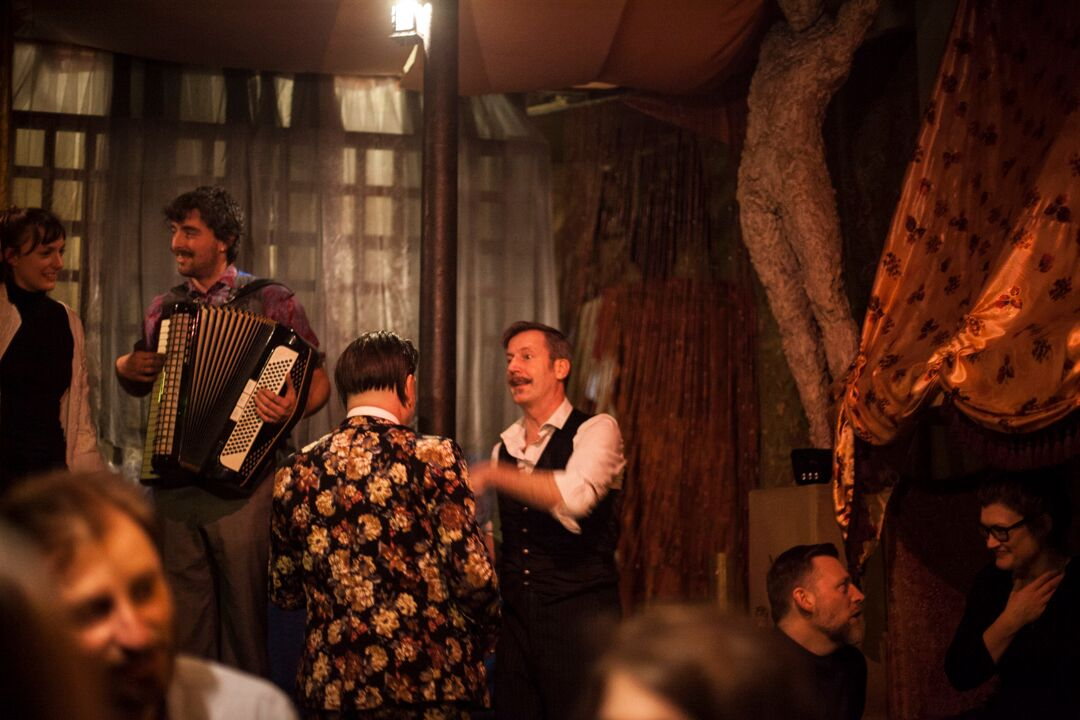 Enjoy a Bohemian Night Out in 1930s Soho at The Caravan - Part of Queer City 3