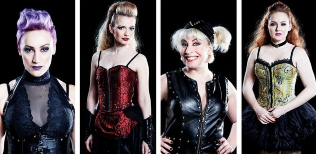 ☠️☠️☠️☠️☠️ Review: LIZZIE at Greenwich Theatre