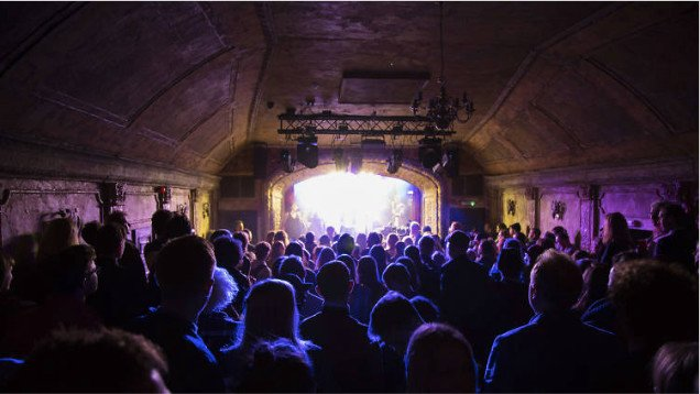 3 Hot New & RevAMPed London Music Venues 3