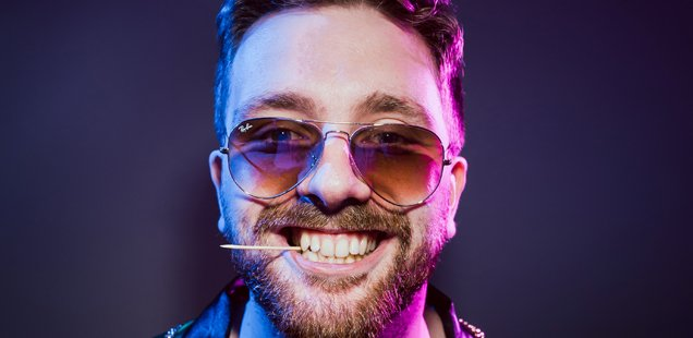 Interview: Pierre Novellie is Cool Peter at Soho Theatre