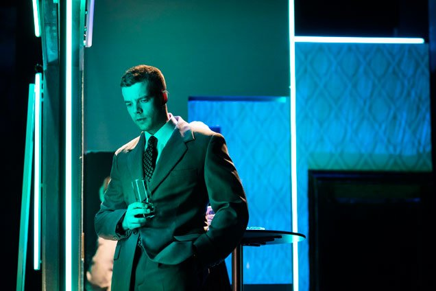 Russell Tovey (Joseph Pitt) in Angels in America