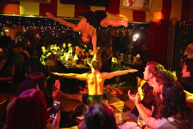 ★★★★★ Bunga Bunga Covent Garden - A Beautifully Bonkers Italo-dining-cabaret Bonanza! 2