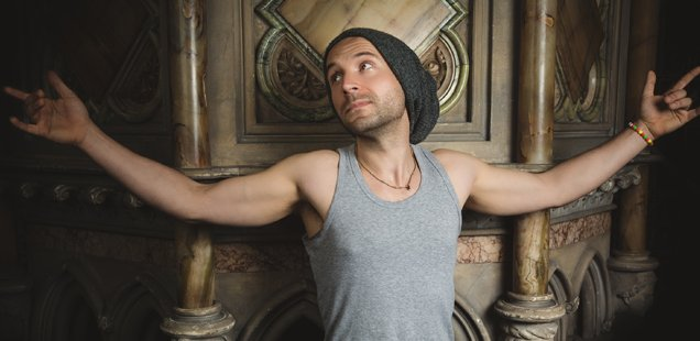 Interview with Benji Sperring, Director of irreverent new musical Holy Crap!