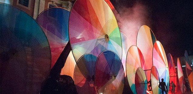 ART ATTACK: Art Night, GDIF & Reveal at V&A 2