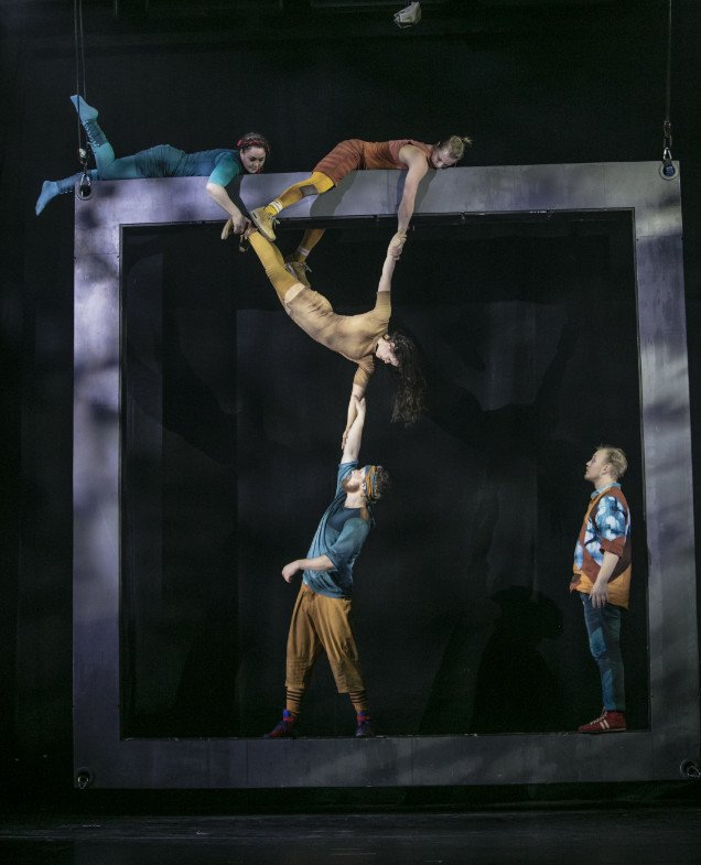 ★★★ Cirkus Cirkör: Limits at The Southbank Centre 1