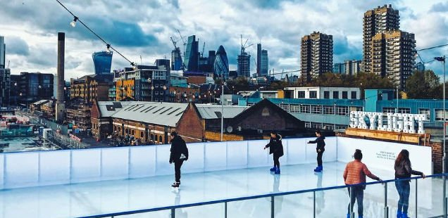 20 Affordable London Christmas Shows & Winter Pop Ups - Most Under £20 13