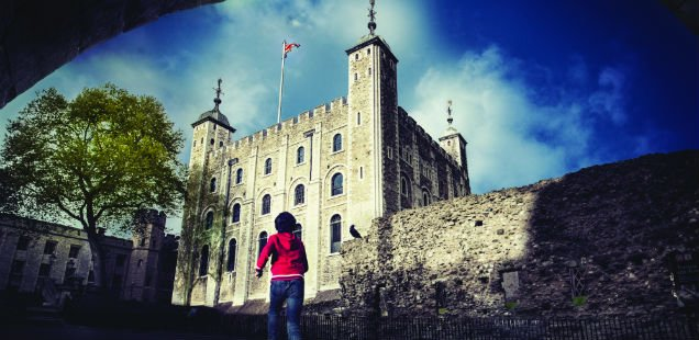 Discover The Stories That Never Got Out At The Tower Of London