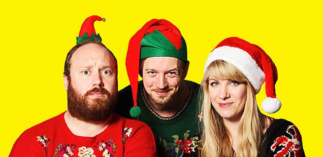 Interview: Rachel Parris on The Mash Report, Thirty Christmases & Her London 1