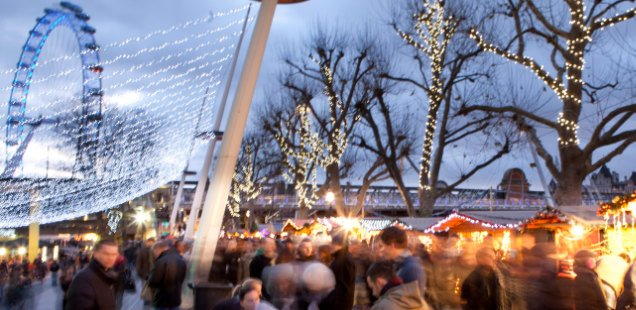 20 Affordable London Christmas Shows & Winter Pop Ups - Most Under £20 14