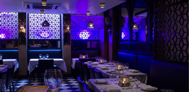 ★★★ Anokha Indian Bar & Restaurant - City of London