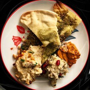 ★★★★★ Gouldfingers: Middle Eastern Vegan & Gluten Free Feast 1