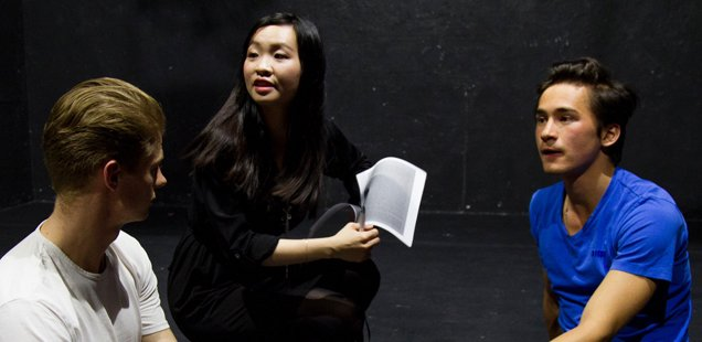 Interview: Jingan Young on new writing at Arcola Theatre and in print by British East Asian Artists 1